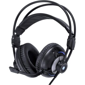 HP H300 Stereo Bass Gaming Headset 01