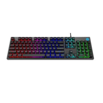 HP K500F Rainbow Gaming Keyboard 01