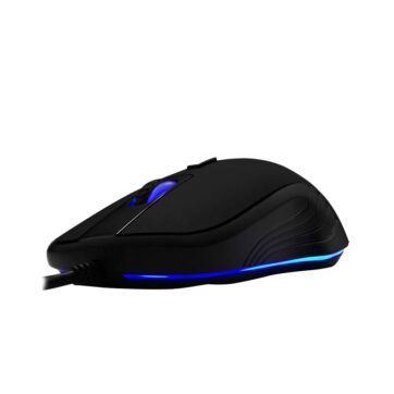 HP G100 Black Gaming Mouse 2