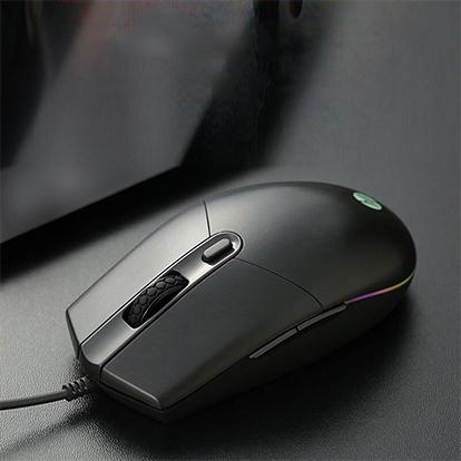 HP M260 Wired Optical RGB Gaming Mouse Detail 04