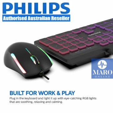 Philips Keyboard and Mouse Combo