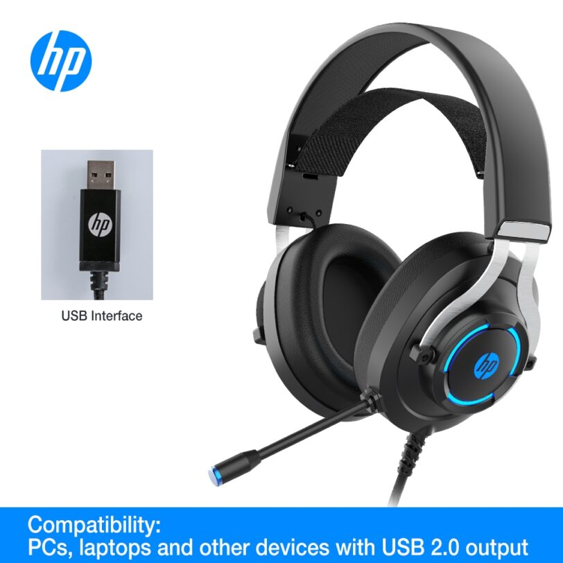 HP H360GS Gaming Headset