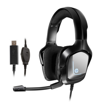 HP H220GS Surround Gaming Headset 01