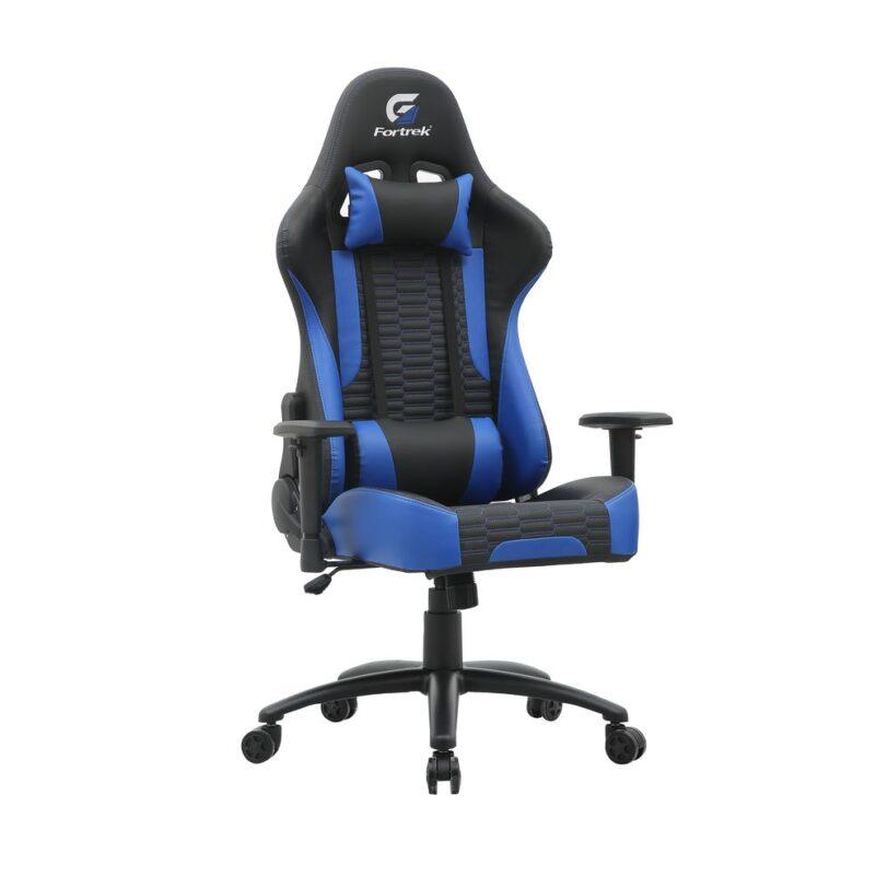 Fortrek Cruiser Adjustable Gaming Chair Blue 01