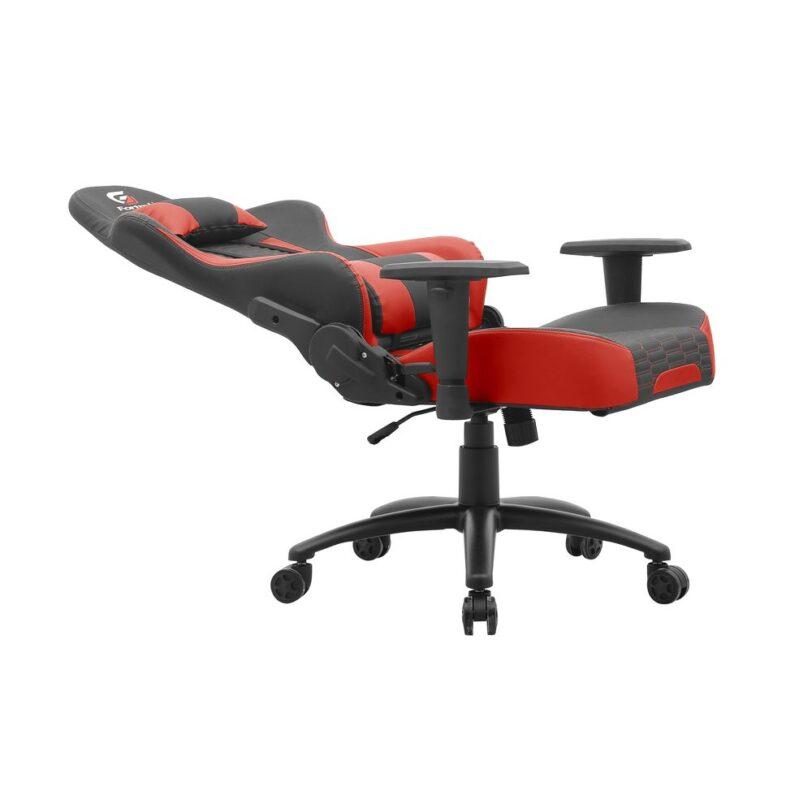 Fortrek Cruiser Adjustable Gaming Chair Red 02