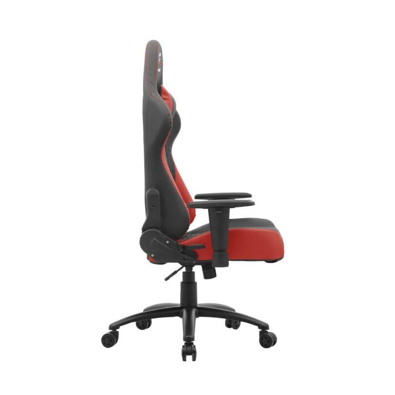 Fortrek Cruiser Adjustable Gaming Chair Red 04