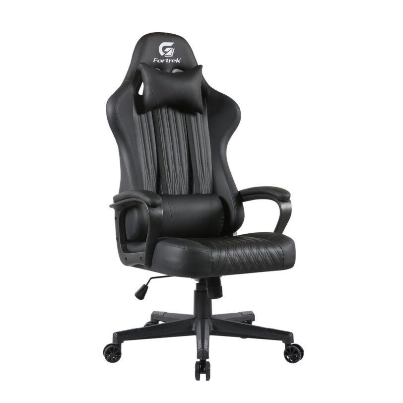 Fortrek Vickers Gaming Chair Black 01
