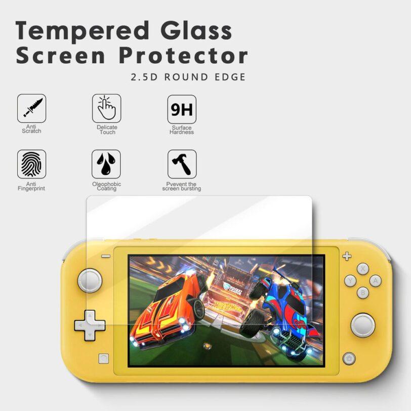 Vmax Nintendo Switch Lite Screen Protector 03