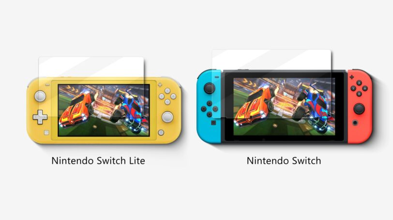 Vmax Nintendo Switch Lite Screen Protector 06