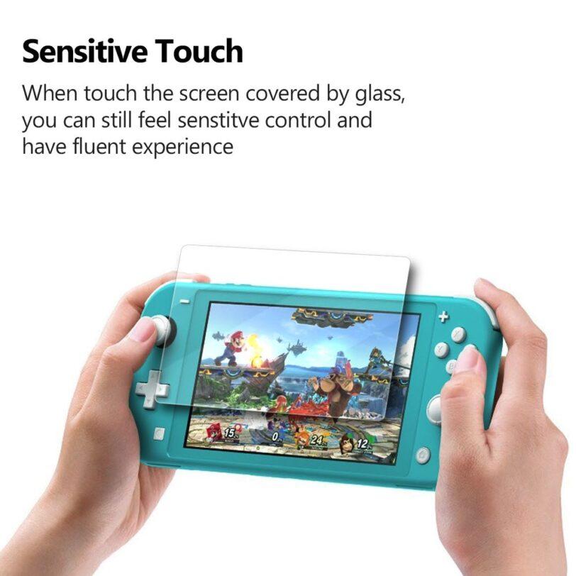 Vmax Nintendo Switch Lite Screen Protector 07