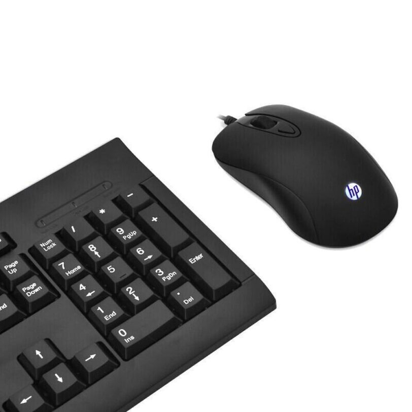 HP KM100 Waterproof Keyboard and Mouse Combo 07