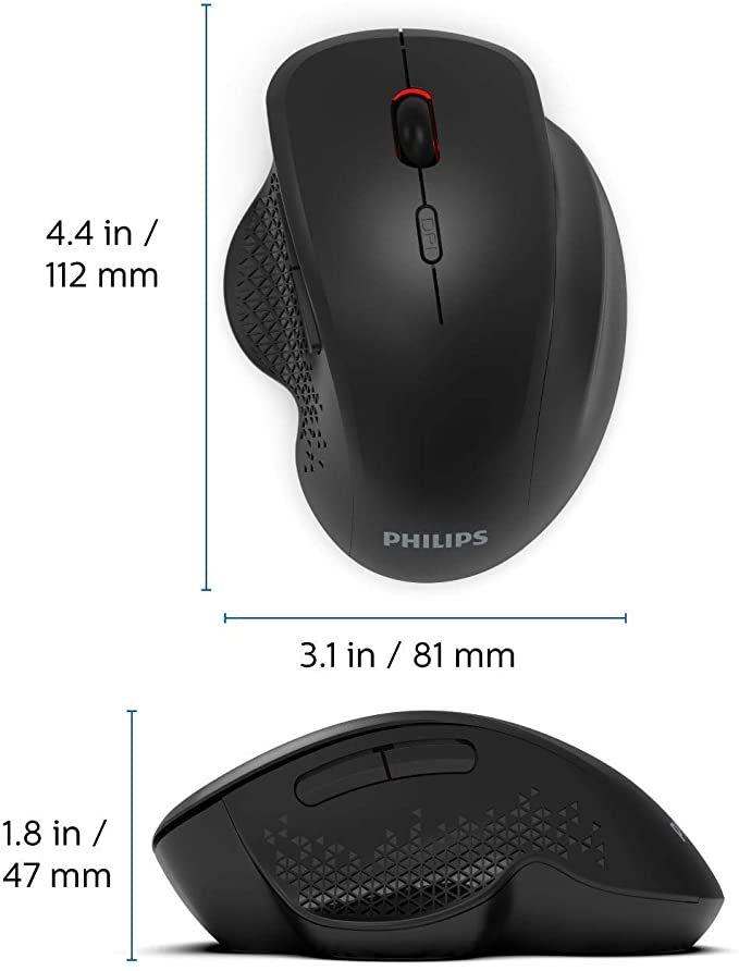 Philips Ergonomic Mouse