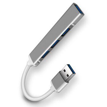 A809 4 Ports USB Hub 02
