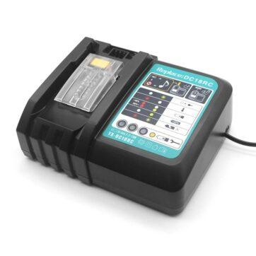 Makita 18V Battery Charger 01