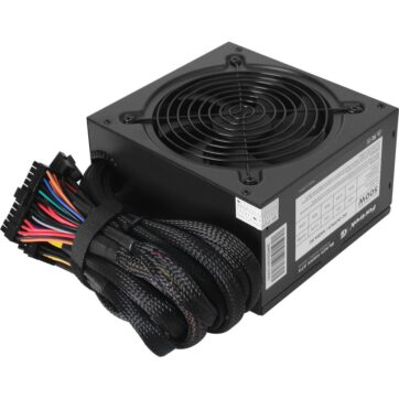 Fortrek BlackHawk Bronze 500W Computer Power Supply PSU 01
