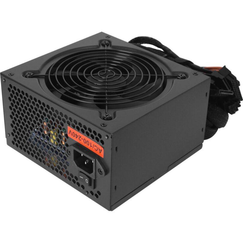Fortrek BlackHawk Bronze 500W Computer Power Supply PSU 02