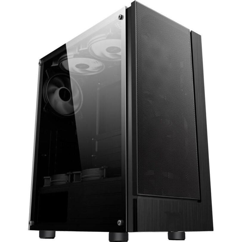 Fortrek Cruiser Mid Tower RGB ATX Case 06