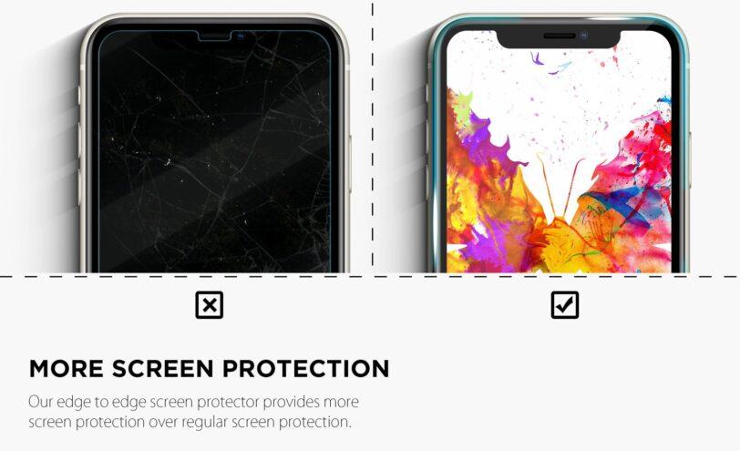 Vmax iPhone11 Screen Protector 12