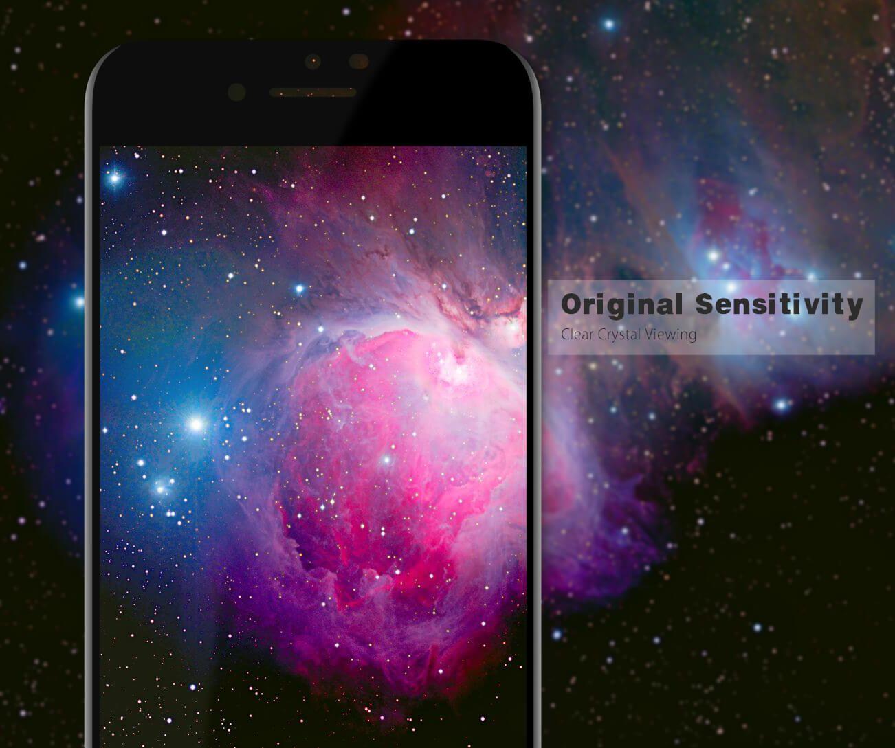 Vmax iPhoneSE2 Screen Protector Detail 04