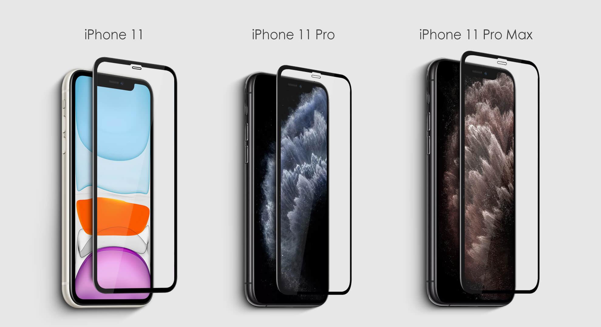 Vmax iPhoneX Screen Protector Detail 02